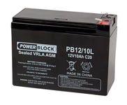 Power Block 12V 10Ah Battery T2